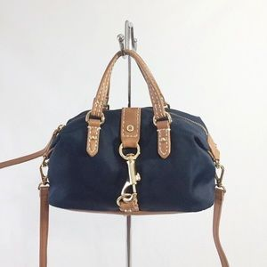 Tommy Hilfiger Crossbody Nylon and Faux Leather
